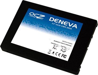 Précisions concernant le SSD OCZ Deneva