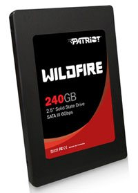Patriot dégaine les SSD WildFire