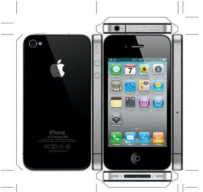 Activité manuelle : fabriquez un vrai faux iPhone 4