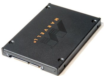 Prototype Marvell : un SSD SATA III à 300Mo/s