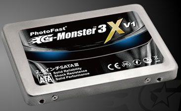 Un SSD SATA III très très véloce chez PhotoFast
