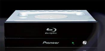 Pionner propose aussi un graveur Blu-ray 12x : le BDR-S06