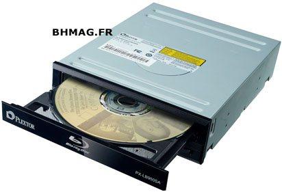 Plextor dégaine le PX-LB905SA, un graveur Blu-ray 12x