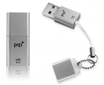 PQI U819V : une clé USB 3.0 de petite taille