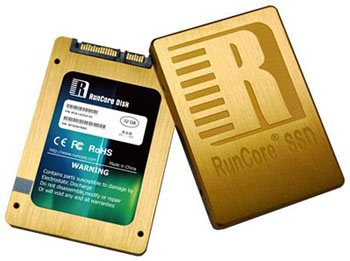 Un SSD de 400 Go chez RunCore
