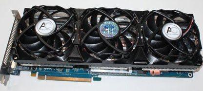 Une Radeon HD 5970 sur vitaminée chez Sapphire