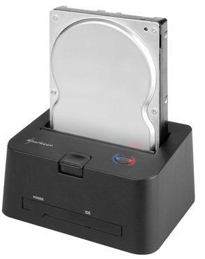 Un dock USB – eSATA pour votre disque dur