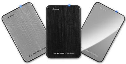 Sharkoon lance un boitier portable USB 3.0 pour HDD et SSD