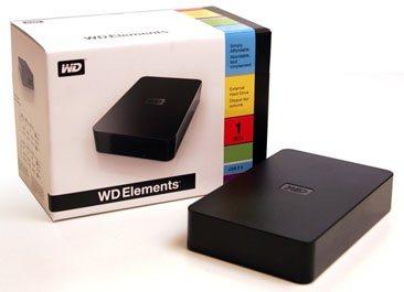 Soldes : un HDD externe Western Digital de 2 To à 99 euros