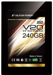 Un nouveau SSD SandForce chez Silicon Power : le V20 !