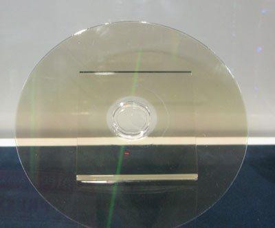 TDK réussit à stocker 218 DVD sur une seule galette !