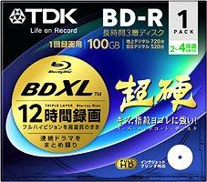 TDK proposera aussi des BDXL !