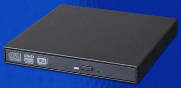 Un graveur DVD portable pour les netbooks