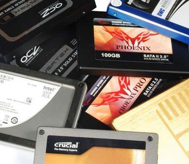 Un comparatif géant de 17 SSD en français