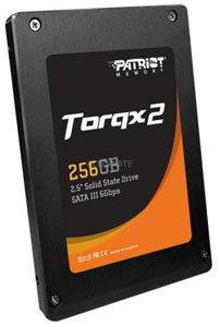 Patriot dévoile un nouveau SSD : le Torqx 2