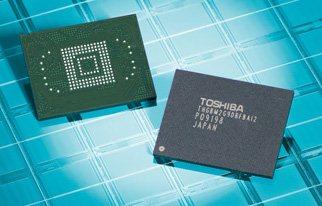 Vers un iPhone 64 ou 128Go ? Merci Toshiba ?