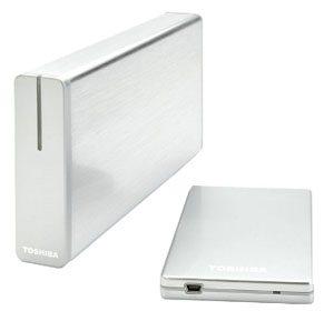 Toshiba dévoile deux nouveaux disque durs USB 3.0