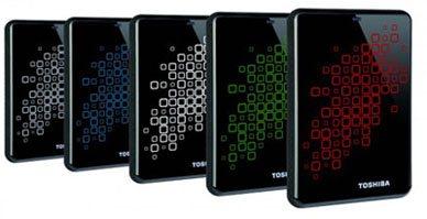 Des disques durs USB 3.0 chez Toshiba