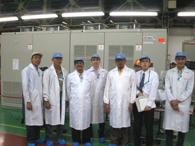Toshiba construit une nouvelle usine pour répondre à la demande en mémoire flash