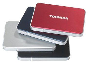 Nouvelle gamme de HDD USB 3.0 chez Toshiba