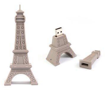 Original : une clé usb en forme de Tour Eiffel
