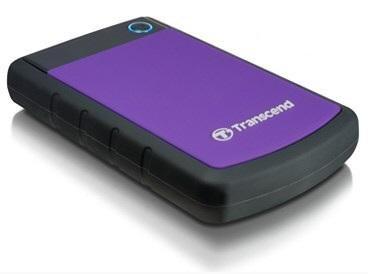 MAJ : Deux nouveaux  HDD externes chez Transcend