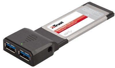 Trust passe lui aussi à l'USB 3.0