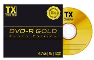 Des DVD en or 24 carats chez Think Xtra