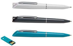 Un joli stylo qui fait aussi clé usb …