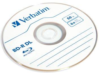 Un Blu-ray de 100 Go chez Verbatim !