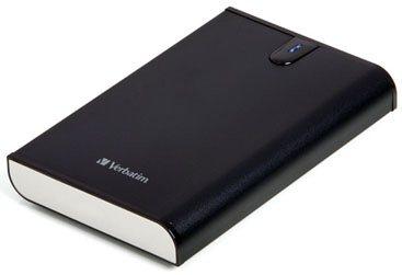 Un disque dur à la fois USB 2.0 et eSATA chez Verbatim