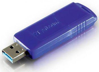 Une clé USB 3.0 chez Verbatim