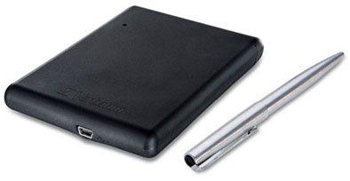Titan XS : un disque dur portable de 2,5 pouces signé Verbatim
