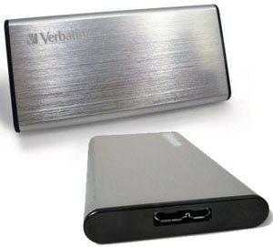 Un SSD USB 3.0 signé Verbatim