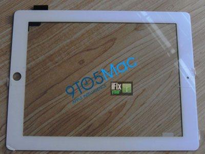 Rumeur du jour : Apple sortirait un iPad 2 blanc ! ?
