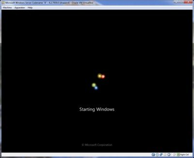Leak : la build 7959 (Milestone 3) de Windows 8 circule sur le net