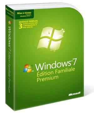 Le pack familial de Windows 7 vit ses derniers jours