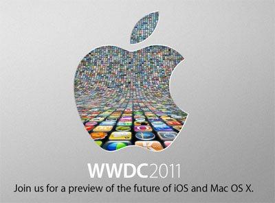 WWDC 2011 : MacOS X Lion, iOS 5, iCloud et fin des mises à jour pour iPhone 3GS ?