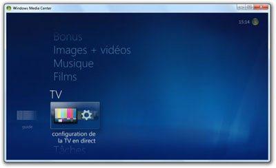 Guide pratique : regarder la télé sur PC via Windows Media Center