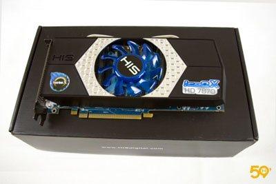 59Hardware passe en revue une Radeon HD 7870 hors norme