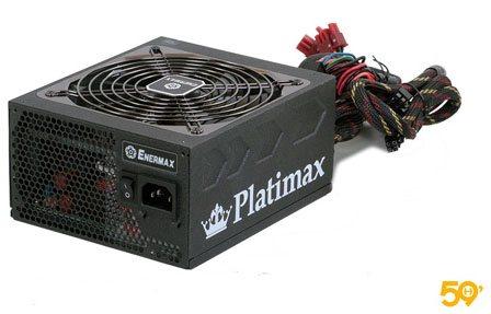 59Hardware teste l'alim Enermax Platimax de 1.000 Watts