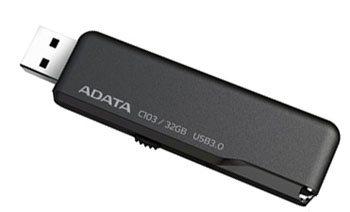 A-Data dévoile trois nouvelles clés USB 3.0 (maj)