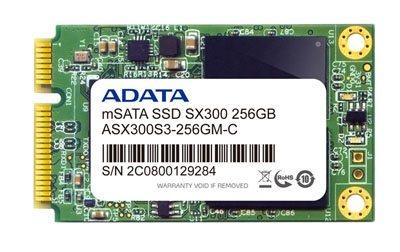 AData se met aux SSD au format mSATA…
