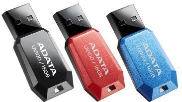 DashDrive UV100 : une petite clé usb signée AData