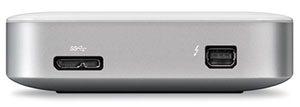 Un disque dur USB 3.0 et Thunderbolt chez Buffalo (MAJ)
