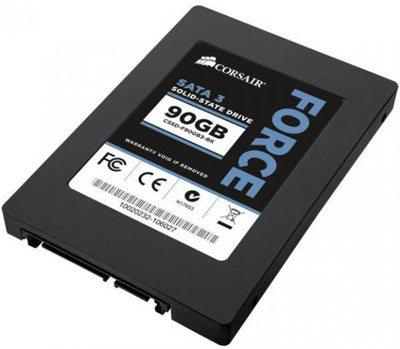 90 Go pour les SSD Corsair Force 3 et Force GT