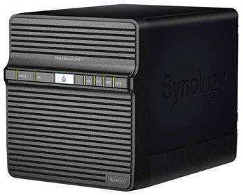 Un nouveau NAS d'entrée de gamme chez Synology