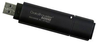 DT 6000 : une clé usb très très sécurisée