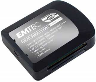 Emtec MultiCard Reader USB 3.0