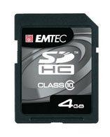Une SDHC classe 10 de 32 Go chez Emtec